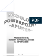 Modulo 1 Power Point Manual