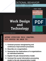 Work Design & Tech Ch16