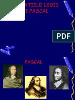 Aplicatiile Legii Lui Pascal