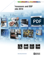 Embedded Proc DSP Sel Guide 2010