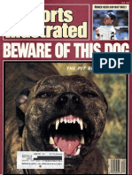 The pit bull, friend or killer? Is the Pit bull a fine animal, as its admirers claim, or is it a vicious dog, unfit for society?