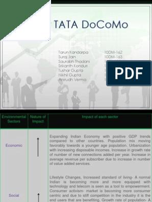 Etop Tata Docomo | 3 G | Telecommunications