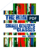 Fall Small Groups PDF