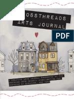 Cross Threads Arts Journal
