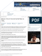 Woman_ Church Covered Up My Rape as Teen - CBS News
