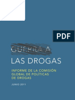 Global Commission Report Spanish