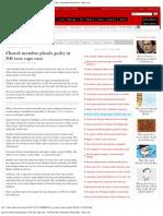Church Member Pleads Guilty in NH Teen Rape Case - AP News Wire, Associated Press News - Salon