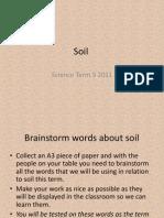 Soil Power Point Presentation