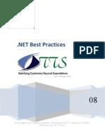 DotNet Best Practices 2