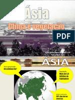 ÁSIA - clima e vegetação