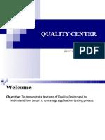 Quality Center