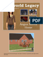 Chapter 4 - Angua Moves Home