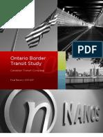 Nanos Border  Study