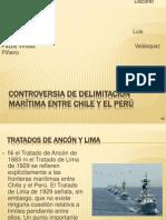 Controversia de delimitación marítima entre Chile y el