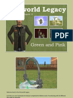 Chapter 12 - Green and Pink
