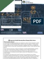 Napoleon Total War Game Manual