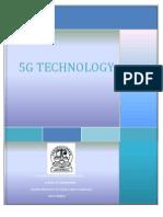 REPORT 5G TECNOLOGY