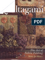 Quiltagami_The Art of Fabric Folding
