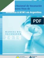Manual Vacunacion 2010