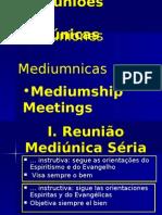 813-Reunião Mediunica-explanação de Curso