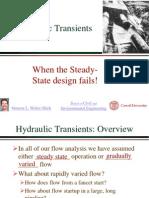 06 Hydraulic Transients