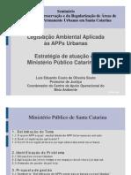 APPUrb - Luis Eduardo Souto Legis Aplicada APP Urb