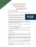 Lei 9.289-96 Custas na Justiça Federal