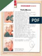 Dossier- Teofilo Barreiro (Revista Rumbo 1999)