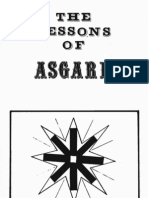 Lessons of Asgard