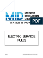 Merced-Irrigation-District-Electric-Service-Rules