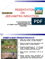 PRESENTATION ON JEEVAMITRA INDUCTION