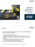Taxis Localizacion