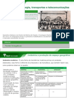 BRASIL - TRANSPORTES, ENERGIAS E TELECOMUNICAÇÕES