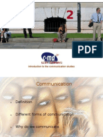 Les 1.b - Introduction to Communication