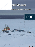 Field Manual for the US Antarctic Program