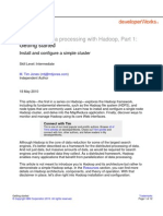l Hadoop 1 PDF