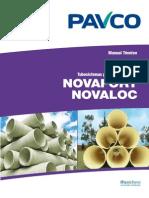Novafort y Novaloc Especificaciones