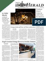 September 13, 2011 issue
