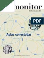 Revista El Monitor de la Educación Aulas Conectadas