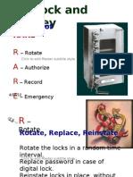 Lock and Key Procedure RARE