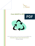 Report Raf Somers - From Waste to Resource