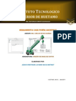 Herramienta Case Power Architect