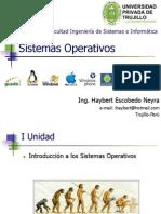 Sistemas Operativos_Introduccion a Los Sistemas Operativos