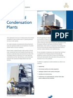 Air Cooled Condensation Plants