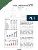 Credit Rating Report