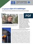 La géopolitique et le médiologue -  Les entretiens du directeur Hors Série n°7