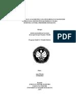 Audit Energi Dan Analisis Peluang Penghematan Energi Pada Sistem AC