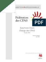 Coût de l'exclusion des chômeurs pour les CPAS