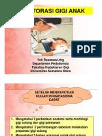 Pdi705 Slide Restorasi Gigi Anak1