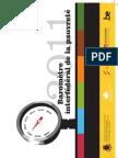 Baromètre de la pauvreté en Belgique 2011